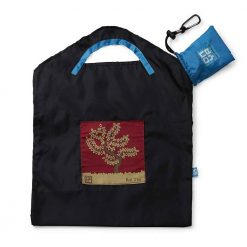 onya reusable shopping bag small red tree