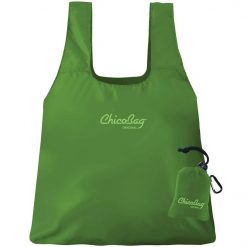 chicobag reusable shopping bag green
