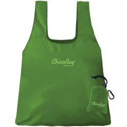 chicobag reusable shopping bag green